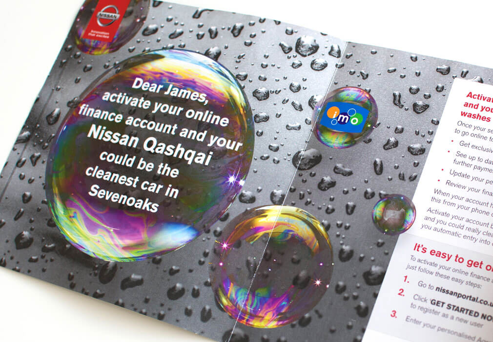 Personalised Direct Mail Delivers Results The Direct Mail Company