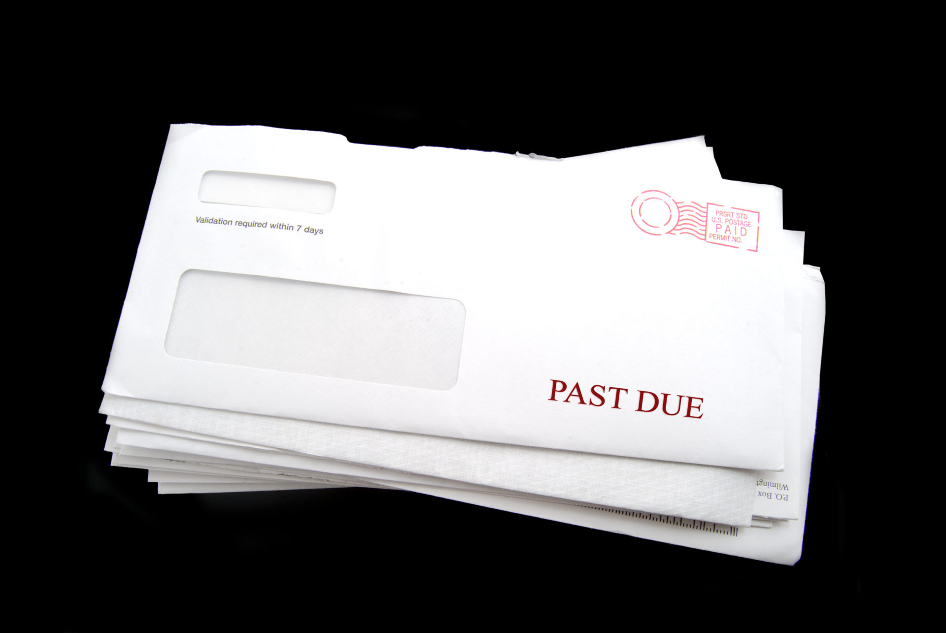 Debt Collection - Transactional Mail