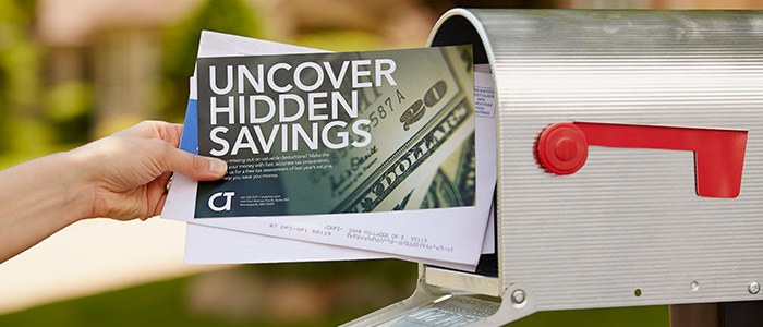 Save Money on Direct Mail Campaign